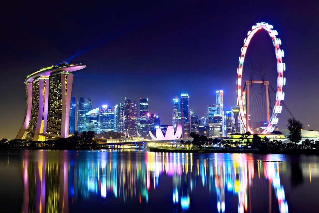 Snigapore Night Life