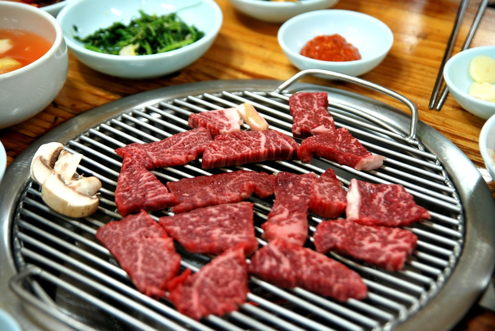 All-You-Can-Eat Korean BBQ Restaurants
